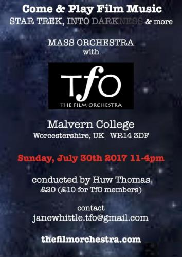 Come Play Mass Orchestra