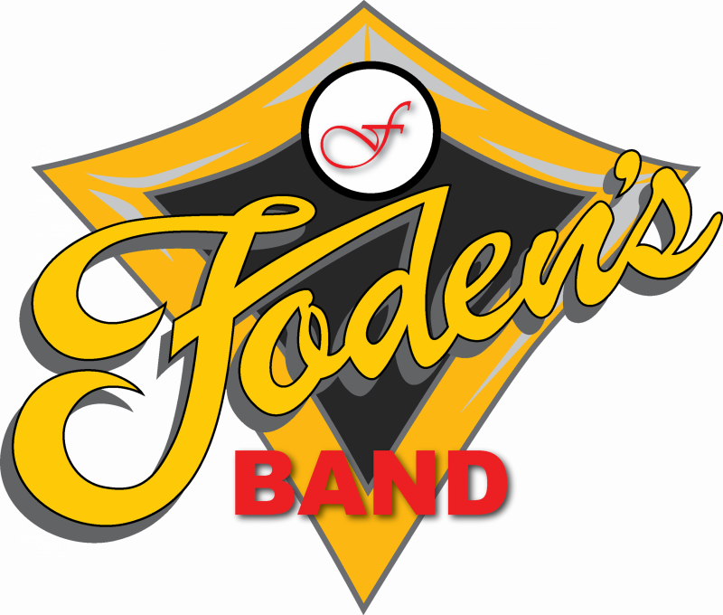 fodens logo band