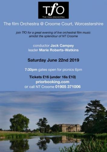 Croome 2019 poster